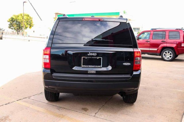 PRE-OWNED 2014 JEEP PATRIOT HIGH ALTITUDE FWD SPORT UTILITY