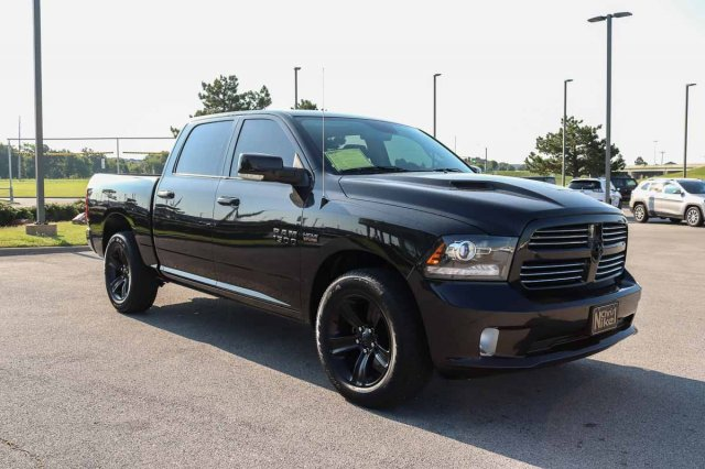 2016 Ram 1500 Sport >> Pre Owned 2016 Ram 1500 Sport With Navigation 4wd