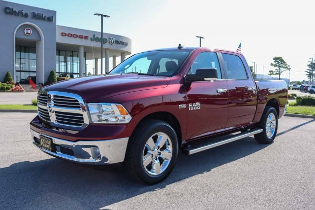 2017 Dodge Ram 1500 >> Pre Owned 2017 Ram 1500 Big Horn With Navigation 4wd